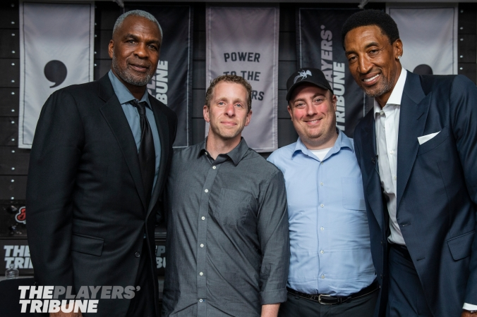 90's Hoops - The Players' Tribune events